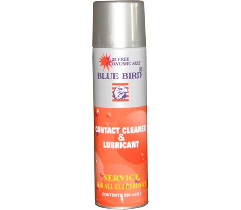 Contact Lubricant Cleaner Sprey 250ml / C-100